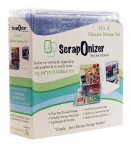 Scraponizer 12 x 11 Ultimate Storage Set