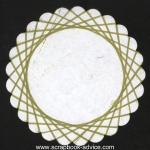 Spirella Designs Instructions & Tutorial String Art Scrapbook Embellishments