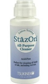 Staz On All Purpose Stamp Cleaner