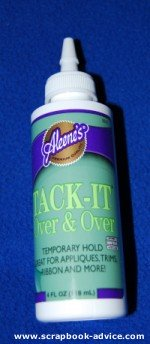 Scrapbook Adhesives Aleens Tac It Over & Over