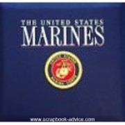Marines Album Cover by K & Company