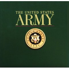 Military Army Scrapbook Album