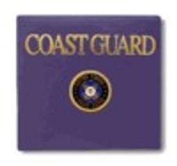 Military Coast Guard Scrapbook Album