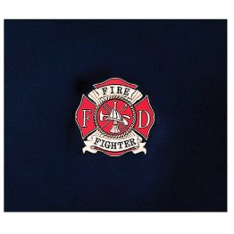 Firefighters Scrapbook Album