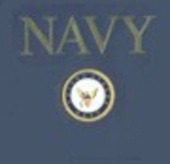 Military Navy Scrapbook Album
