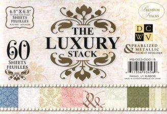 Paper Stacks DCWV Luxury