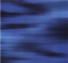 Scrapbook Paper Hawaiian Water in dark and light blue swirls