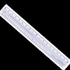 Scrapbook Tools zero centering ruler