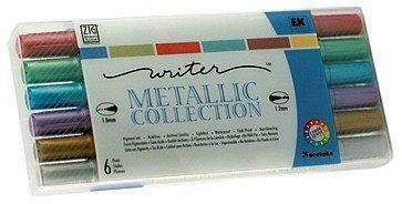 Scrapbooking Pens Zig Metallic Markers