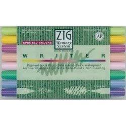 Scrapbooking Pens Zig Writer Set of 8